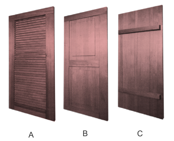 Choices for Window Louvers