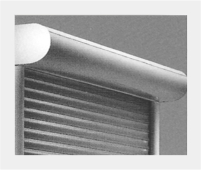Rolling Shutters for Windows, blocks out light & sound
